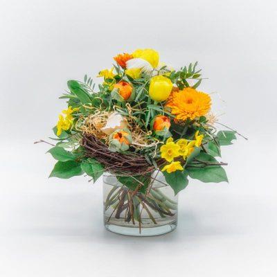 Blumenstrauß 'Ostergruß' Nr. 5 von Blumen Weimar in Neu-Ulm